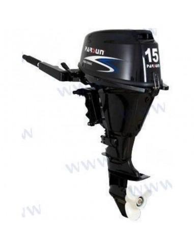 MOTOR PARSUN 4T - 15 H.P. MANUAL/CORTO