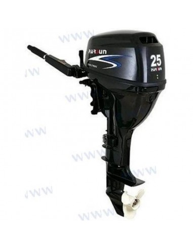 MOTOR PARSUN 4T-25 H.P. ELECTRICO/LARGO/