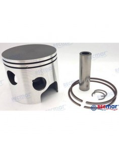 KIT PISTON ESTRIBOR A 030 V6